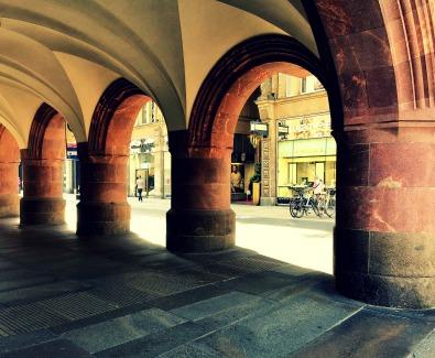 16_Rathausarkaden am Markt